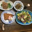 2017年10月11日夕食