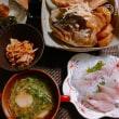 お魚もいいけど ちょい肉混じりのお野菜もイイね!^^
