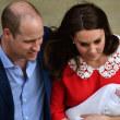 やっぱり男児誕生!ャサリン妃が無事出産、ジョージ王子とシャーロット王女も対面済