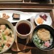 東京ミッドタウン、 『加賀麩 不室屋』 でランチを食べました。