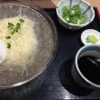 因幡うどん福岡空港の冷麦
