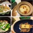 「玉の湯」の夕食