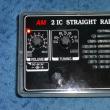ガレージ用のAMラジオ完成