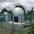 遠隔ドーム、太陽光発電による蓄電でいろいろ助かりました。
