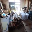 再生第39日 西側和室 床 その8 廃材整理
