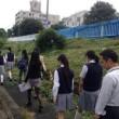富士見丘学園とのコラボ:環境史フィールドワーク2