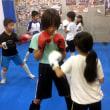 2017.8.21 少年部キッククラス、今日の練習