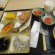 水葉亭での朝食...