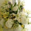 お別れの会に… 御供の花
