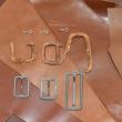 バーバリー トレンチコート 革巻きバックル修理