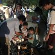 キャンドルナイト イン 八潮 にて 鉄炭ヘドロ電池の公開実験を行いました!