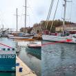 貨物船がマリーナ内で制御を失いボート7隻を沈めた  フランス