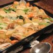 チキン・ポテトのオーブン焼き+ラクレット