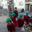 六反南保育園の子ども達がやってきた