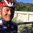 丹生川ダム周回、2時間、51kmへ。紅葉はこれから!!