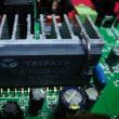 TA2020アンプ ヘッドフォン端子