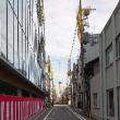 京都の夏です。祇園祭準備中!