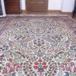 ペルシャ絨毯で部屋の模様替え