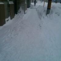2019/1/18(金)   札幌の空模様