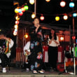 お盆休み最終日は小矢部市某地区の盆踊り大会に