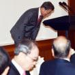 文大統領、大統領府本館忠武室で、大韓老人会(会長イ・ジュングン)会長団と行った昼食会で・・・