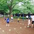 【駒沢公園・日曜日午後】8/20 練習