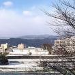 雪の朝/絵を描きました/東郷青児展を観てきました/示現会小品展終わる
