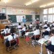 7/20(金)夏休み前最後の登校日