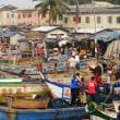 漁業管理改革の停滞  ガーナ