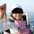 (2010.07.26)ゴムボートでキス釣りの釣果[知多半島]