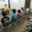 県中勉強合宿に行ってきました~。