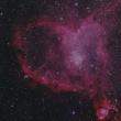 IC1805ハート星雲