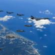 米軍機が北朝鮮沖を飛行 「今世紀では最も北まで」 はけん制は新段階へ