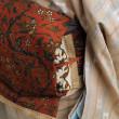第9回紬塾「自然で楽な着方」――着物を着る
