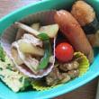 豚肉&ジャガイモ&ピーマン炒め弁当