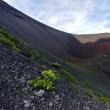 富士山の高圧地中線