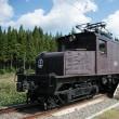 Electric Locomotive#372