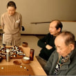 囲碁仲間の大半は高齢者