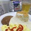 米国ホテルの朝食