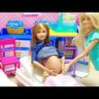 妊婦バービー人形