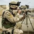 〇【レミントンM24(米)】・・・・・米軍は遠距離狙撃を任務とするスナイパーにあえてボルトアクション式の狙撃銃を配備⇔何時でも?