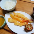 「海老の天ぷら」517kcal