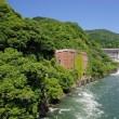 琵琶湖大橋を歩く
