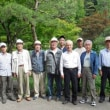 6月 8日(金) 水彩画サークル写生会 甘泉園公園