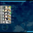 艦これ2018冬イベ~E-3も何とか突破