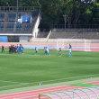 神奈川県サッカー選手権準決勝YSCCvs関東学院大学(1)