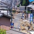 豪雨災害から10日