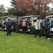 北海道、秋のゴルフ
