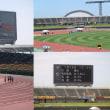 第55回 富山県中学校陸上競技選手権大会(1日目)