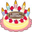 誕生日、おめでとう!